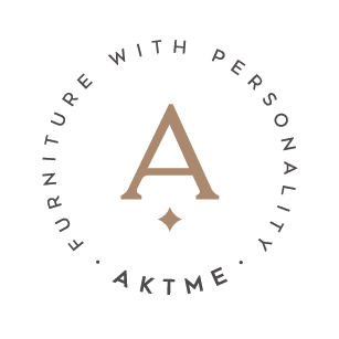 Aktme furniture with personality